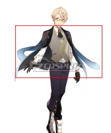 Fate Grand Order Assassin Jekyll and Hyde Cosplay Costume Only Coat