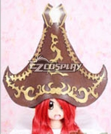League of Legends Miss Fortune Hat Cosplay Accessory