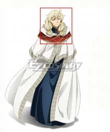 The Ancient Magus' Bride Mahoutsukai No Yome Lindenbaum Lindel Golden Cosplay Wig
