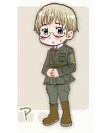 Eduard Estonia Costume from Axis Powers Hetalia