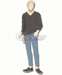 Given Akihiko Kaji Cosplay Costume