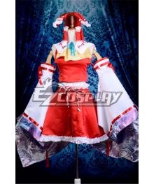 Touhou Project Hakurei Meimu Lolita Cosplay Anime  Costume-Y300