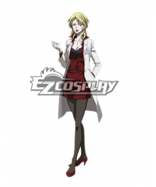 Psycho Pass Karanomori Shion Cosplay Costume