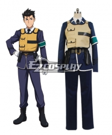 RAIL WARS! Sho Iwaizumi Uniform Cosplay Costume