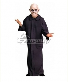 Addams Family Movie Uncle Fester Cosplay Costume