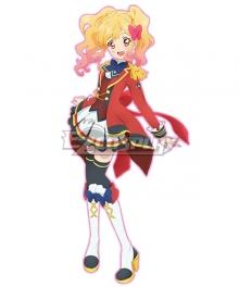 Aikatsu Stars! Yume Nijino Cosplay Costume