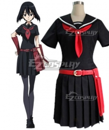 Akame ga Kill Kurome Cosplay Costume