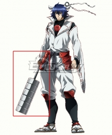Akame Ga Kill Susanoo Sword Cosplay Weapon Prop