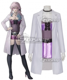 Akudama Drive Doctor Isha  Cosplay Costume