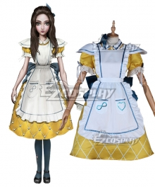 Alice: Asylum Alice Denial Dress Cosplay Costume