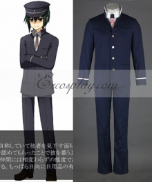 Angel Beats! Ayato Naoi Cosplay Costume