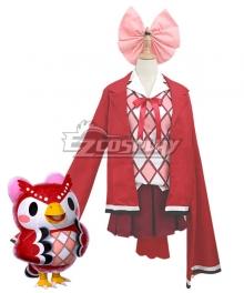 Animal Crossing: New Horizon Celeste Cosplay Costume