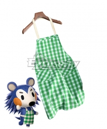 Animal Crossing: New Horizon Mabel Apron Cosplay Costume