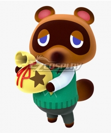 Animal Crossing: New Horizon Tom Nook Cosplay Costume - New Edition