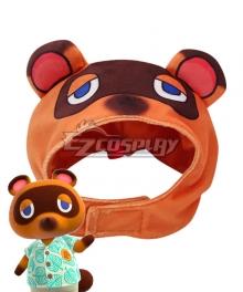 Animal Crossing: New Horizon Tom Nook Pets Photo Prop Pet Headgear Cosplay Costume