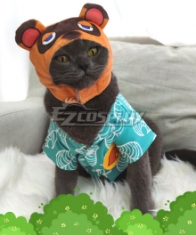 Animal Crossing: New Horizon Tommy and Timmy Pets Photo Prop Pet Cosplay Costume