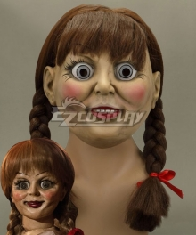 Annabelle Annabelle Halloween Mask Cosplay Accessory Prop