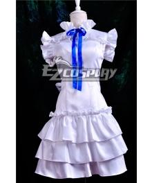 ANOHANA Honma Meiko Lolita Cosplay Anime  Costume-Y369