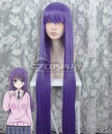 Ao-chan Can't Study! Midara na Ao-chan wa Benkyo ga Dekinai Ao Horie Purple Cosplay Wig