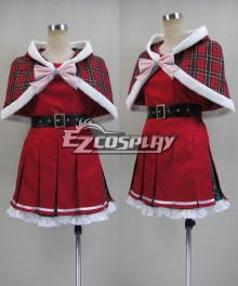 Love Live! UR Yazawa Niko Christmas Cosplay Costume