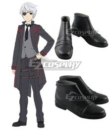 Arifureta: From Commonplace To World'S Strongest Arifureta Shokugyou De Sekai Saikyou Hajime Nagumo Black Cosplay Shoes