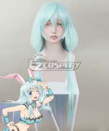 Arifureta: From Commonplace to World's Strongest Shea Haulia Blue Cosplay Wig