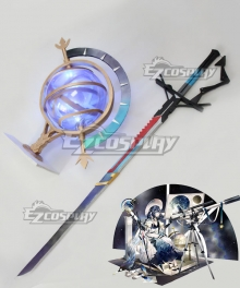 Arknights Astesia Epoque Sword Globe Cosplay Weapon Prop