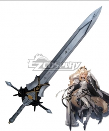 Arknights Blemishine Sword Cosplay Weapon Prop