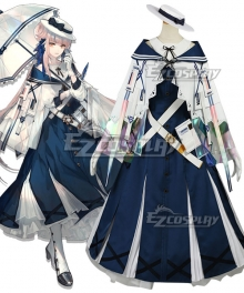 Arknights Ceylon Cosplay Costume