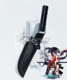 Arknights Ch'en Chen Dagger Cosplay Weapon Prop