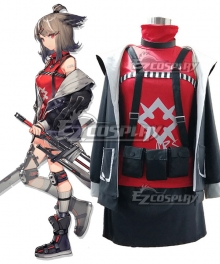 Arknights Cutter Cosplay Costume