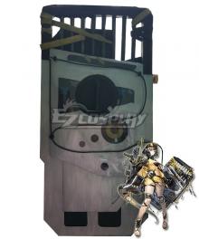 Arknights Eunectes Shield Cosplay Weapon Prop