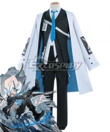 Arknights Executor Titleless Code Cosplay Costume