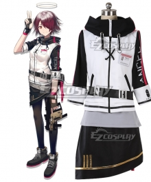 Arknights Exusiai Cosplay Costume