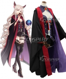 Arknights Gitano Cosplay Costume