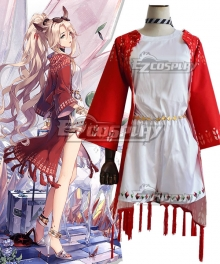 Arknights Gitano Unknown Travel Cosplay Costume