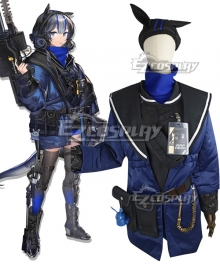 Arknights Glaucus Cosplay Costume