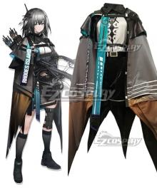 Arknights GreyThroat Cosplay Costume