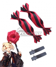 Arknights Гум Gummy Headwear Cosplay Accessory Prop