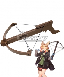 Arknights Kroos Crossbow Cosplay Weapon Prop