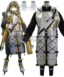Arknights Magallan Cosplay Costume