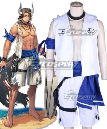 Arknights Matterhorn Beach Gurad GT.001 Cosplay Costume