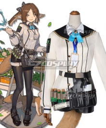 Arknights Perfumer Species Plantarum Cosplay Costume