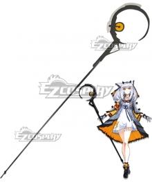 Arknights Ptilopsis Cosplay Weapon Prop