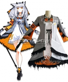 Arknights Ptilopsis Promotion Cosplay Costume