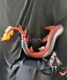 Arknights Reed Tail Cosplay Accessory Prop