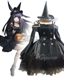 Arknights Rope Halloween Cosplay Costume