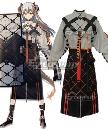 Arknights Saria Cosplay Costume