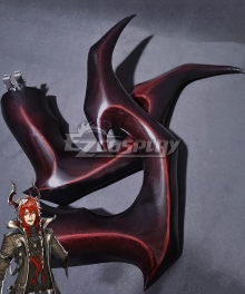 Arknights Sesa Horn Cosplay Accessory Prop