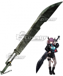 Arknights Sideroca Cosplay Weapon Prop